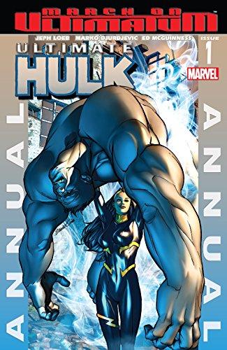 Download Ultimate Hulk Annual (2008) #1 (English Edition) B076PR64CN
