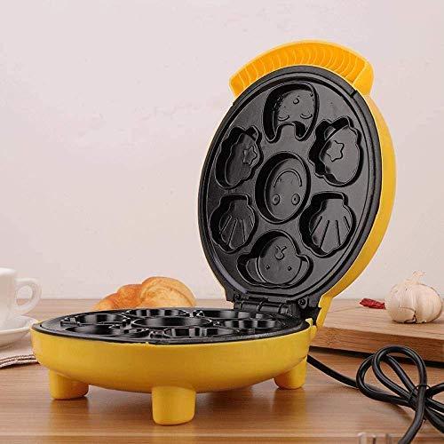 Utensilios para exteriores Drohneks Breadmakers Máquina de desayuno para niños Calefacción de doble cara Bandeja para hornear eléctrica Máquina automática multifuncional para el hogar Máquina para pas