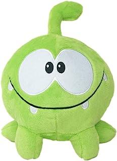 Kikker Pluche Toy, Kawaii om nom Frog Pluche Toy Funny Frog Gevuld Dier Pluche Knuffel Snijd De Touw Zacht Rubber Cut De T...