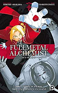 Fullmetal Alchemist Roman Édition double Tomes 1 & 2
