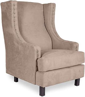 Casa Padrino sillón de la Sala de Estar Turquesa/Negro 80 x ...