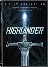 Best highlander 2 renegade version dvd Reviews