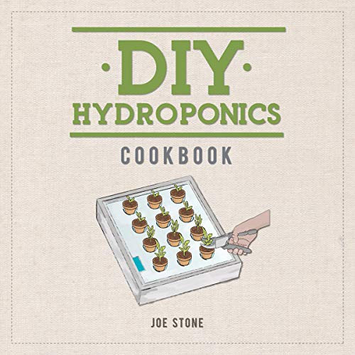 『DIY Hydroponics Cookbook』のカバーアート