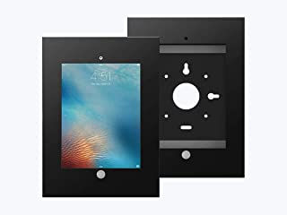 Monoprice Safe and Secure Enclosure for All 9.7-inch iPad, Black