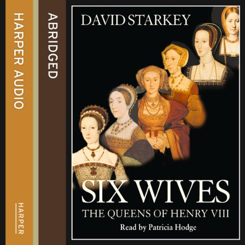 Six Wives audiobook cover art