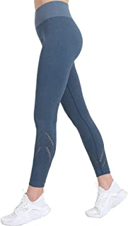 featured product PLAYBOLD Workout Leggings for Women High Waist Comfort Seamless Workout Pants Gym Leggings Fitness Pants Yoga Pants Green