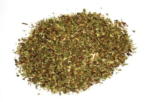 Stevia Kraut Tee geschnitten 1 kg Tee-Meyer Süssungsmittel