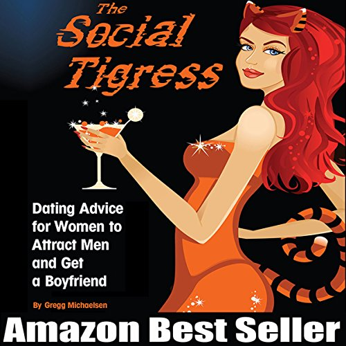 The Social Tigress audiobook cover art