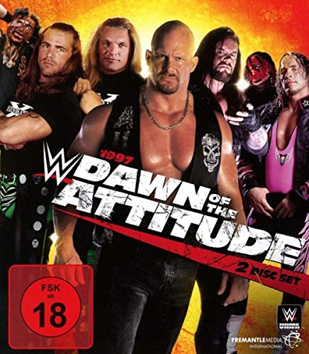 WWE: 1997 Dawn of the Attitude Era [Blu-ray]