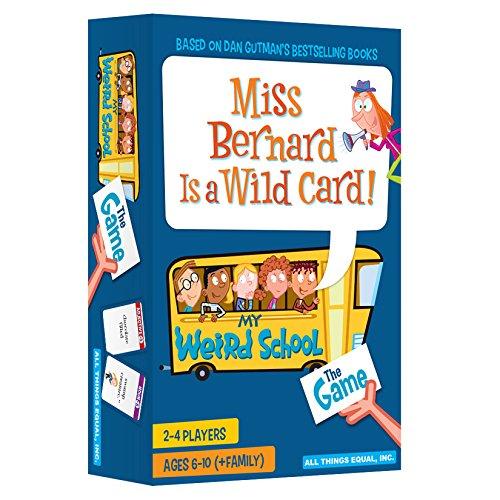 Miss Bernard is a Wild Card  The My Weird School Game