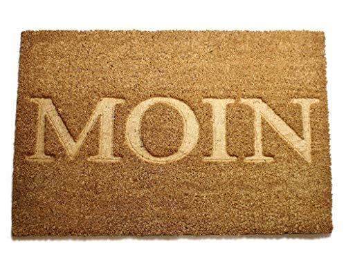 OGC Fußmatte Kokos - Moin Nature 40x60cm / Fußmatte aussen