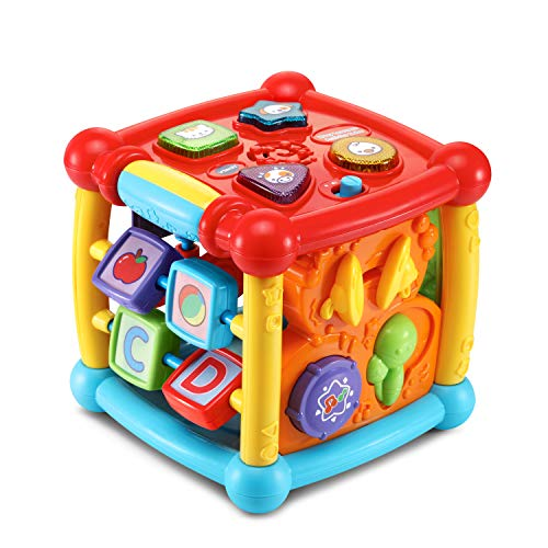 VTech Busy Learners Activity Cube, Multicolor