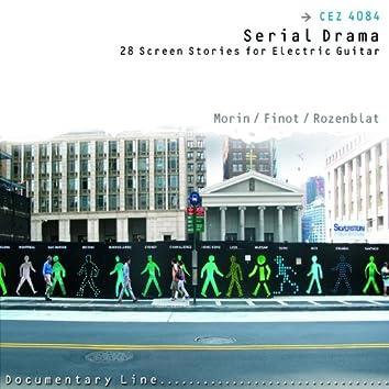 Serial Drama (28 Screen Stories for Electric Guitar)