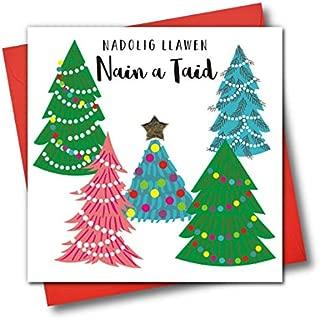 welsh christmas cards nadolig llawen