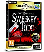 Penny Dreadfuls Sweeney Todd Collector's Edition (PC) (輸入版)