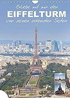 Erlebe mit mir den Eiffelturm von seinen schoensten Seiten (Wandkalender 2022 DIN A4 hoch): Der Eiffelturm zaehlt wohl zu den bedeutendste Bauwerken von Paris. (Monatskalender, 14 Seiten )