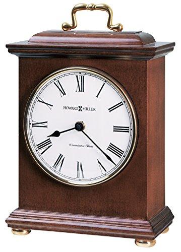 Howard Miller 635–122Tara–Reloj de Mesa, Madera, Windsor Cherry