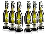 CANTI Prosecco DOC Frizzante Sparkling Extradry Wine - 6x
