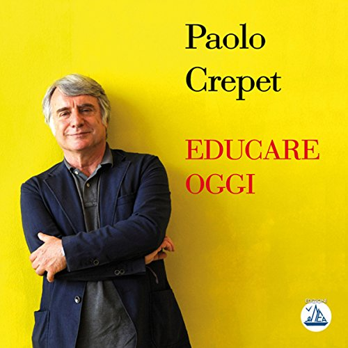 Educare oggi audiobook cover art