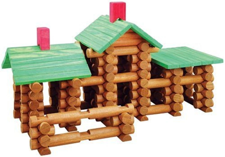 Maxim Tumbletree Holzbau-Set, 162-teilig