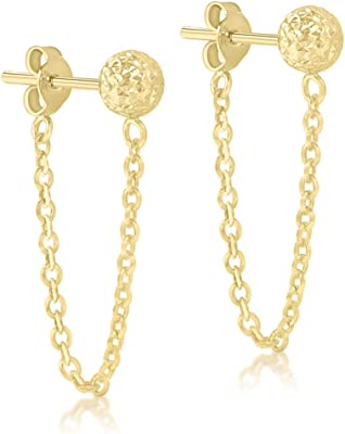 Carissima Gold Orecchini da Donna in Oro 9K (375)