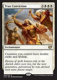 Magic: the Gathering - True Conviction - Commander 2014