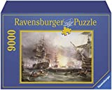 Ravensburger 17806 - Puzzle de 9000 Piezas diseño Bombardeos de Argel (192x138 cm)
