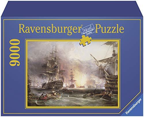Ravensburger 178063 Puzzel Bombardement Algiers - Legpuzzel - 9000 Stukjes