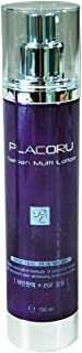 Plac Placenta Collagen Hyaluronic Acid Face Skin Lotion Emulsion Cream 120ml Korean Cosmetic