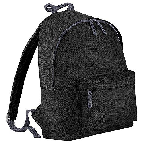 Bag Base Bg125, Sac à Dos agbase Fashion (18 litres) (Taille Unique) (Noir) Homme, Black