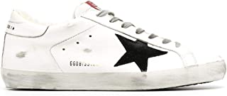 Golden Goose Luxury Fashion Uomo GMF00101F00058110283 Bianco Pelle Sneakers | Autunno-Inverno 20
