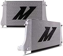Mishimoto MMINT-MK7-15 Performance Intercooler Compatible With Volkswagen Golf TSI, GTI, Golf R 2015+ Silver