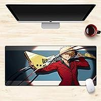 私のヒーローアカデミア大型マウスパッド、漫画のマウスパッド、ゲーミングマウスパッド、デスクトップマウスパッド、滑り止めと防水、マット800 * 300 * 3 MM /900 * 400 * 3 MM-イメージC_900*400*3mm
