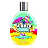 Tan Asz U SUMMER GIRL Anti-Fade Lotion - 13.5 oz.