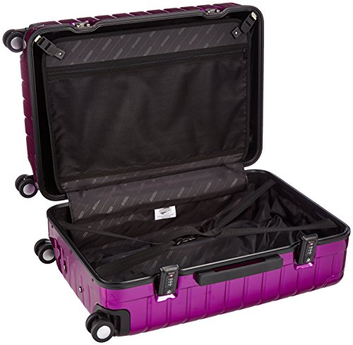 [アメリカンツーリスター]スーツケースキャリーケースロールズIIスピナー65ネイビー保証付60L65cm4.5kgパープル