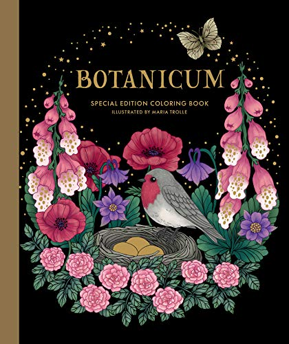 Botanicum Coloring Book: Special Edition