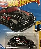HOT WHEELS ホットウィール フォルクスワーゲン ビートル VW beetle ブラック #262