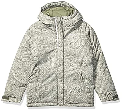 Columbia Girls' Big Horizon Ride Jacket, Cypress Doodle, XX-Small
