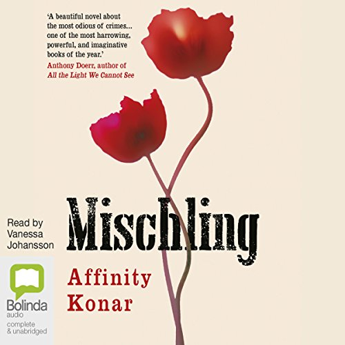 Mischling audiobook cover art