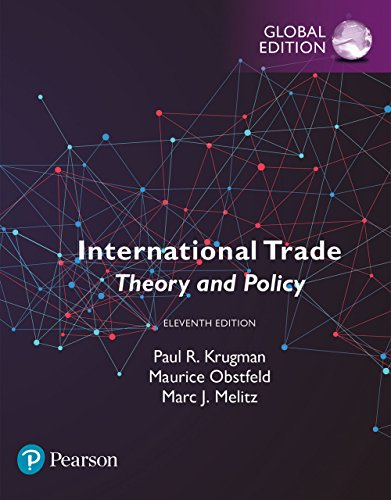 International Trade: Theory and Policy, eBook, Global Edition (English Edition)