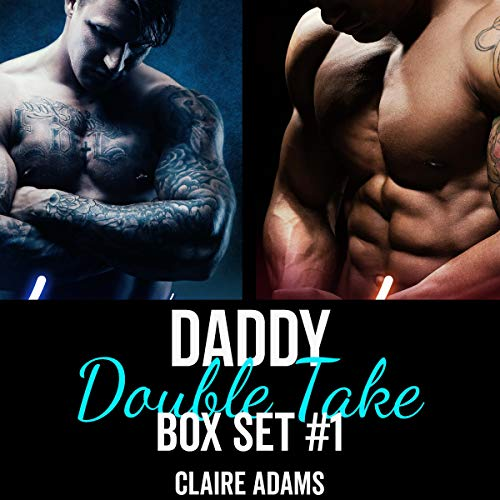 Daddy Double Take Box Set #1 audiobook cover art
