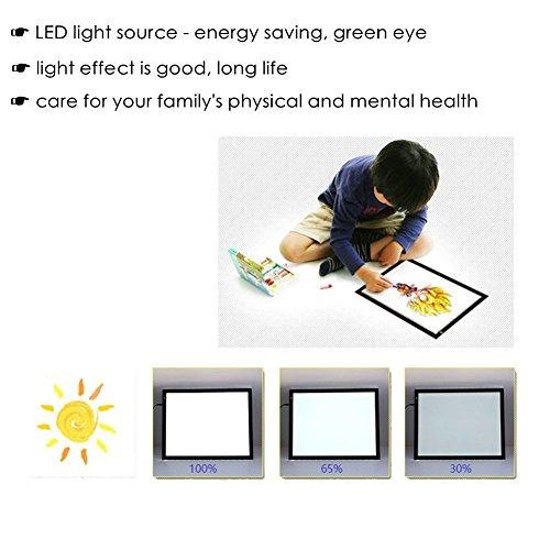 Tableta de luz A3