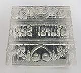 Seifenstempel aus Acryl Handmade Seife sieden (Natural Soap)