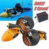 Changli SeaScooter Unterwasser Tauchscooter Wasser Propeller Scooter 300W bis zu 6km/h schnell...