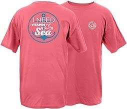 Peace Frogs Vitamin Sea Frog Short Sleeve Garment Dye T-Shirt