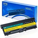 DTK® Batería para Lenovo IBM Thinkpad E40 E50 0578 E420 E425 E520 E525 L410 L412 L420 L421 L510 L512 L520 Sl410 Sl510 T410 T420 T510 T520 [10.8V 6600MAH]
