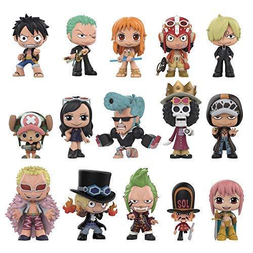 FUNKO MYSTERY MINI: One Piece (ONE Random Figure Per Purchase)