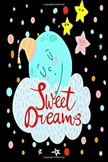 Dream Journals to Write in for Women: 110 Page 6x9 Lined Notebook Diary to Write in for Women Men Girls kids Teen for Lucid Dream Interpretation