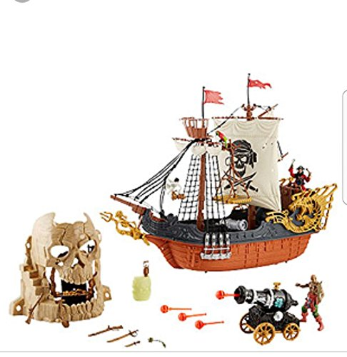True Heroes Pirate Captain's Ship