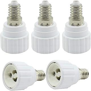 lampe titulaire Down Luminaire de base Halogène 50x gu10 en céramique Sockets Ampoule LED